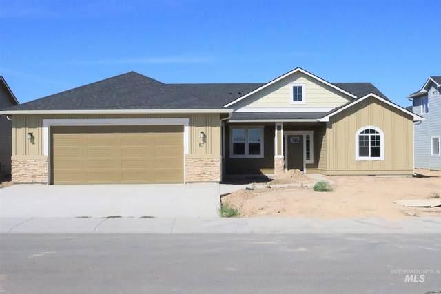 72 S Sorrel Ave, Nampa, ID 83687 (MLS #98785218) :: Minegar Gamble Premier Real Estate Services