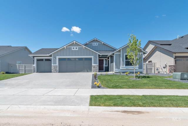 3338 W Early Light Dr, Meridian, ID 83642 (MLS #98785225) :: Adam Alexander