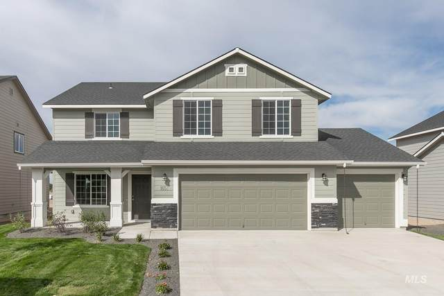750 W Pin Cherry St, Kuna, ID 83634 (MLS #98785237) :: Build Idaho