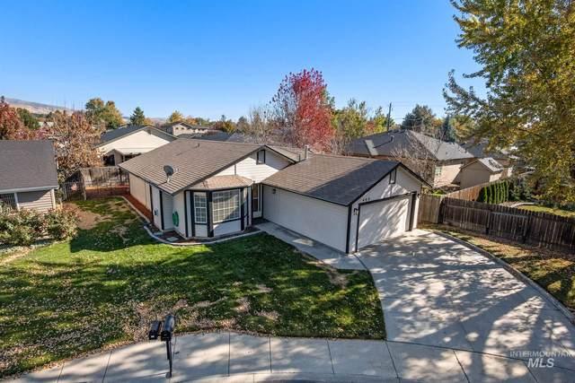 463 W Arizona Lane, Boise, ID 83706 (MLS #98785305) :: Bafundi Real Estate