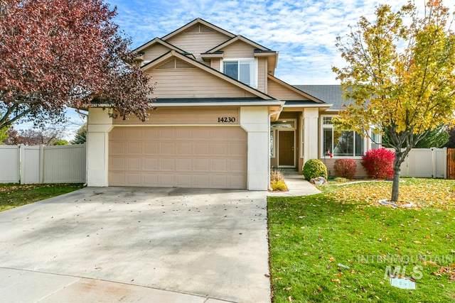 14230 N N Mission Pointe Loop, Nampa, ID 83651 (MLS #98785310) :: Build Idaho