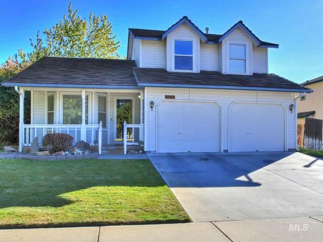 4546 S Cimarron Ave, Boise, ID 83709 (MLS #98785316) :: Full Sail Real Estate