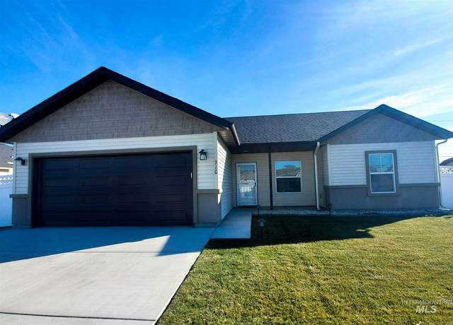 710 Emerald, Rupert, ID 83350 (MLS #98785337) :: Hessing Group Real Estate