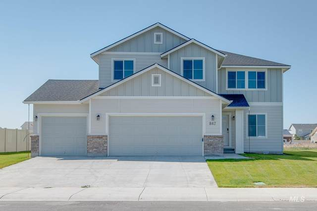 258 W Snowy Owl St, Kuna, ID 83634 (MLS #98785360) :: Build Idaho