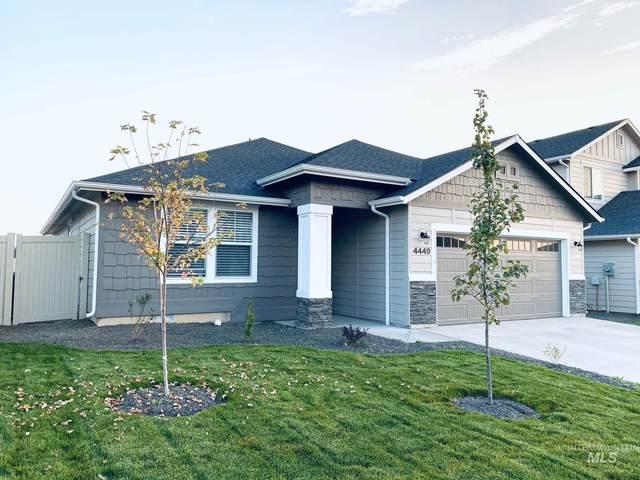 4449 W Silver River St, Meridian, ID 83646 (MLS #98785366) :: Full Sail Real Estate