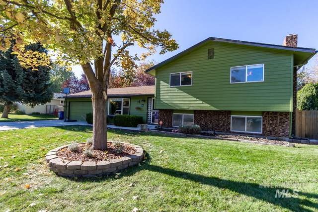 3691 S Cayuga, Boise, ID 83709 (MLS #98785392) :: Boise River Realty