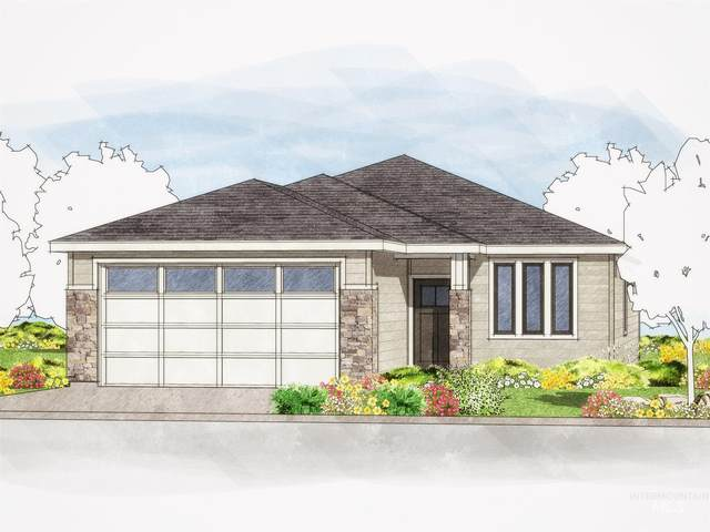 2268 E Mendota Drive, Boise, ID 83716 (MLS #98785405) :: City of Trees Real Estate
