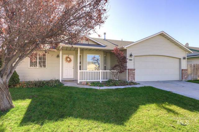 1910 Cambridge St, Caldwell, ID 83607 (MLS #98785406) :: Bafundi Real Estate