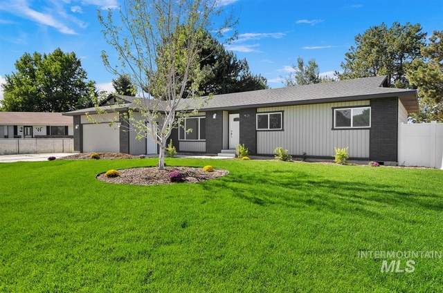 4629 S Shawnee Way, Boise, ID 83709 (MLS #98785435) :: Haith Real Estate Team