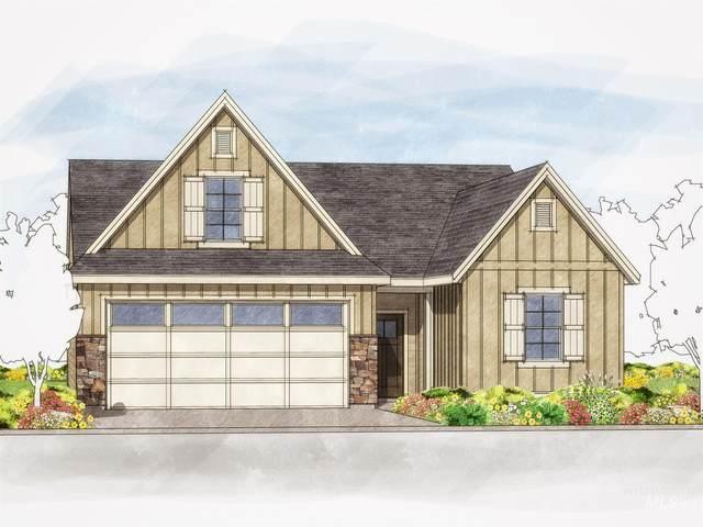 2271 E Mendota Drive, Boise, ID 83716 (MLS #98785438) :: City of Trees Real Estate