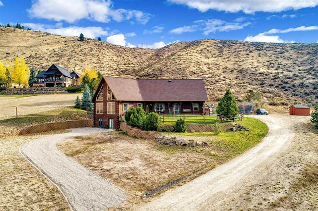 61 Peregrine Drive, Boise, ID 83716 (MLS #98785442) :: Jon Gosche Real Estate, LLC