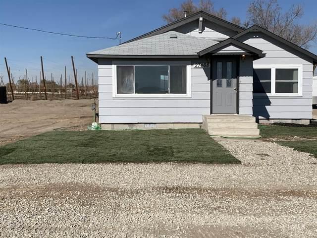 27468 Upper Pleasant Ridge Road, Wilder, ID 83676 (MLS #98785473) :: City of Trees Real Estate