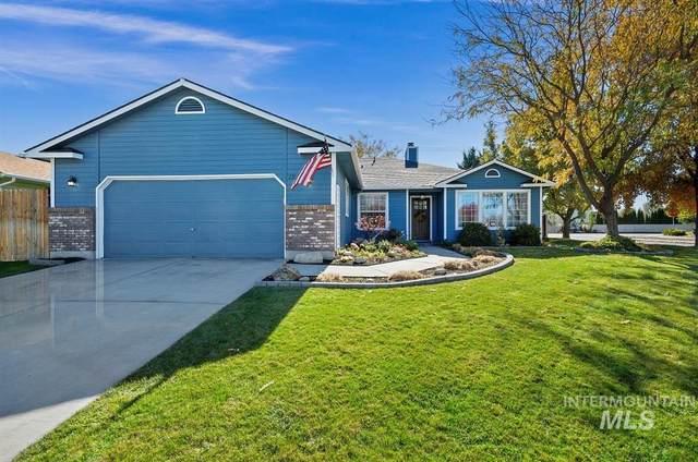 2365 W Rainwater Ct, Meridian, ID 83646 (MLS #98785487) :: Minegar Gamble Premier Real Estate Services
