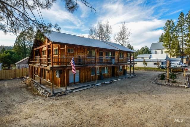 507 Main St., Idaho City, ID 83631 (MLS #98785493) :: Jon Gosche Real Estate, LLC