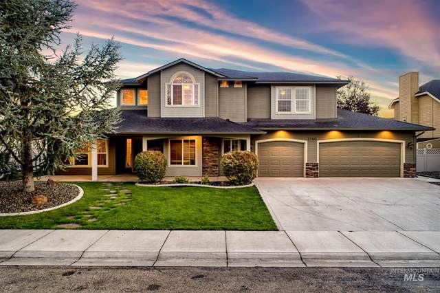 2160 W Teano Dr, Meridian, ID 83646 (MLS #98785496) :: Michael Ryan Real Estate