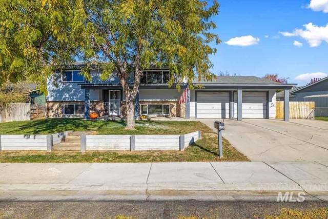 1424 W Kingswood Dr., Meridian, ID 83646 (MLS #98785521) :: Bafundi Real Estate