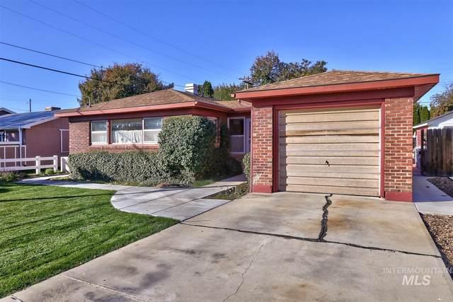 171 N Canyon, Nampa, ID 83651 (MLS #98785529) :: Bafundi Real Estate