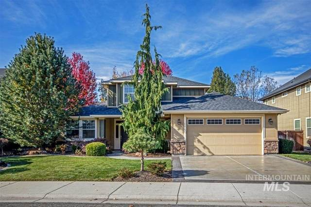 5867 N Morpheus Way, Meridian, ID 83646 (MLS #98785531) :: Bafundi Real Estate