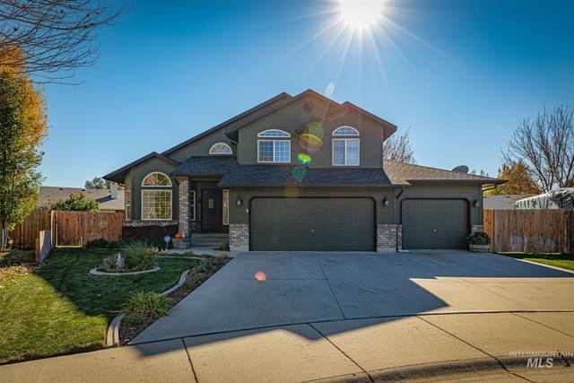 3839 W Aspen Creek, Meridian, ID 83642 (MLS #98785533) :: Bafundi Real Estate