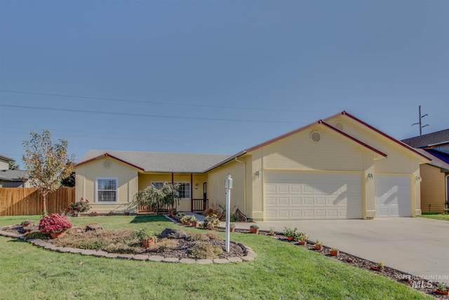 304 Walnut Creek Way, Nampa, ID 83686 (MLS #98785537) :: Bafundi Real Estate
