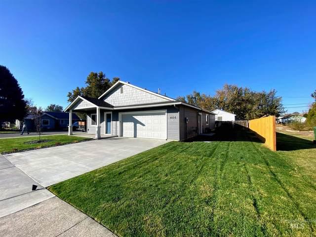 605 N 11th Street, Payette, ID 83661 (MLS #98785538) :: Bafundi Real Estate
