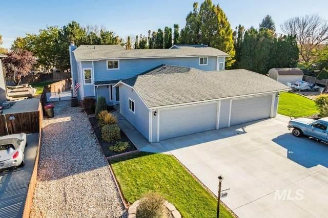 3288 W Sugar Creek Dr, Meridian, ID 83646 (MLS #98785539) :: Bafundi Real Estate