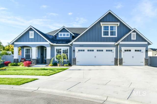 18091 N Timberlake Place, Nampa, ID 83687 (MLS #98785543) :: Boise River Realty