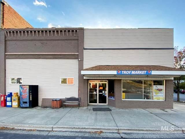 339/401 S Main Street, Troy, ID 83871 (MLS #98785556) :: Haith Real Estate Team