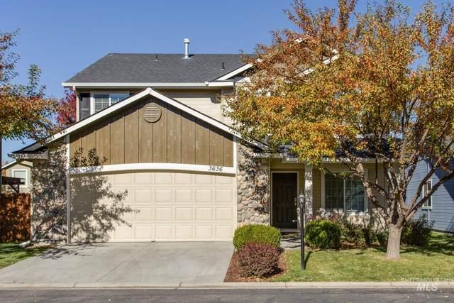 3636 E Hand Cart Ln, Boise, ID 83716 (MLS #98785588) :: Boise River Realty