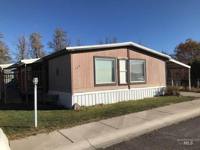 715 Center St E Trailer 130, Kimberly, ID 83341 (MLS #98785592) :: Team One Group Real Estate