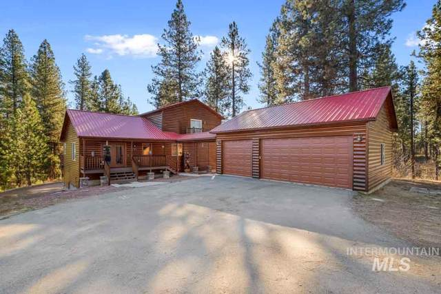 130 Meadow Dr., Idaho City, ID 83631 (MLS #98785600) :: Shannon Metcalf Realty