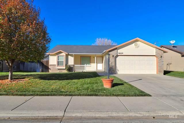 4624 Catherine Ave, Caldwell, ID 83607 (MLS #98785623) :: Jon Gosche Real Estate, LLC