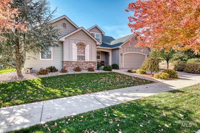 12136 N Upper Ridge Place, Boise, ID 83714 (MLS #98785646) :: Boise River Realty