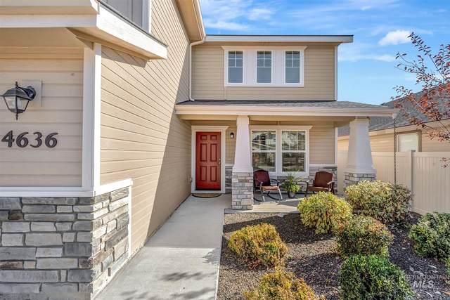 4636 N Alester Ave, Meridian, ID 83646 (MLS #98785648) :: Boise River Realty