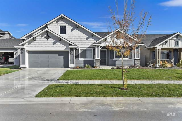 1816 N Snowfield Pl, Kuna, ID 83634 (MLS #98785666) :: Shannon Metcalf Realty
