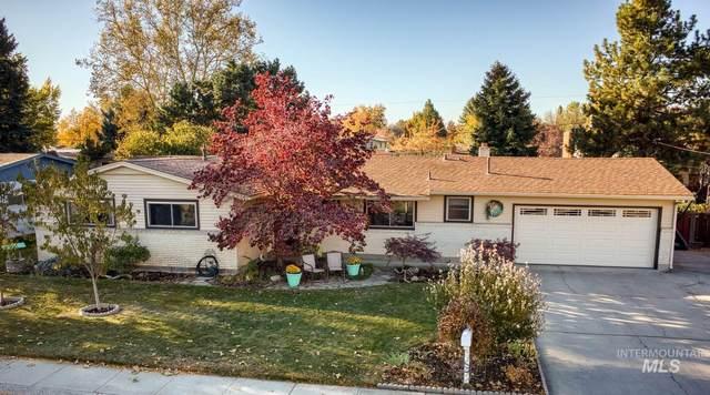 5041 N Allamar Drive, Boise, ID 83704 (MLS #98785668) :: Boise River Realty