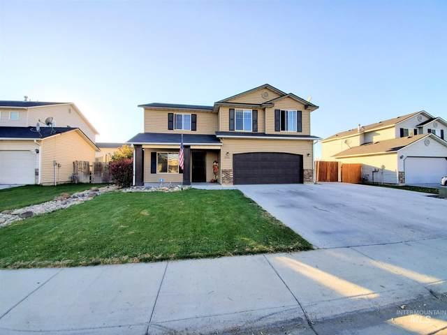 5110 Dandridge Way, Caldwell, ID 83607 (MLS #98785674) :: Jon Gosche Real Estate, LLC