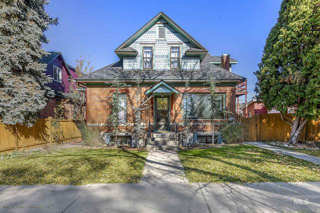 1510 W Franklin St, Boise, ID 83702 (MLS #98785682) :: Adam Alexander
