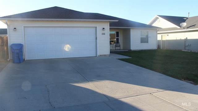 1116 Fiesta Way, Twin Falls, ID 83301 (MLS #98785686) :: Boise River Realty
