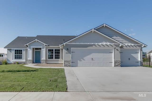 6594 E Thornton St., Nampa, ID 83687 (MLS #98785695) :: New View Team