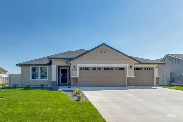6578 E Thornton St., Nampa, ID 83687 (MLS #98785701) :: New View Team