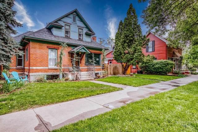 1510 W Franklin St., Boise, ID 83702 (MLS #98785707) :: Adam Alexander