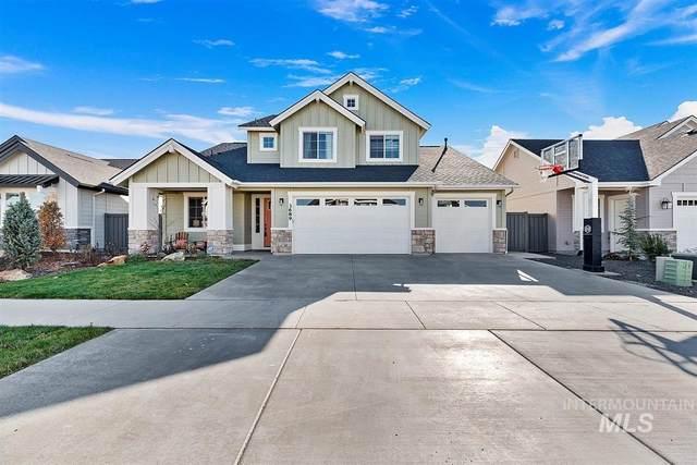3689 E Mardia Street, Meridian, ID 83642 (MLS #98785717) :: Silvercreek Realty Group