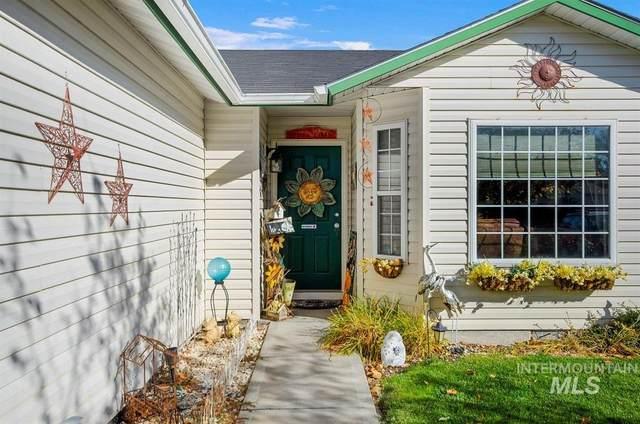 142 N Sagehen St N Sagehen St, Nampa, ID 83651 (MLS #98785772) :: Boise River Realty