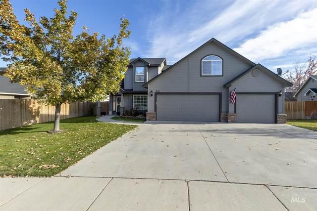 312 W Summerwind, Nampa, ID 83651 (MLS #98785773) :: Boise River Realty