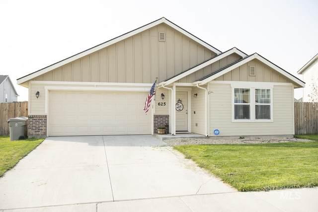 625 SW Huebert Street, Mountain Home, ID 83647 (MLS #98785811) :: Boise River Realty