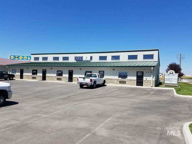 220 W Yakima, Jerome, ID 83338 (MLS #98785814) :: Shannon Metcalf Realty