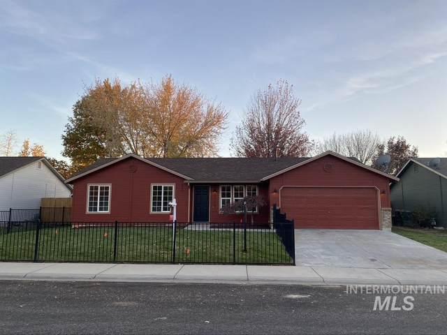 2115 W Snyder, Meridian, ID 83642 (MLS #98785815) :: Boise River Realty