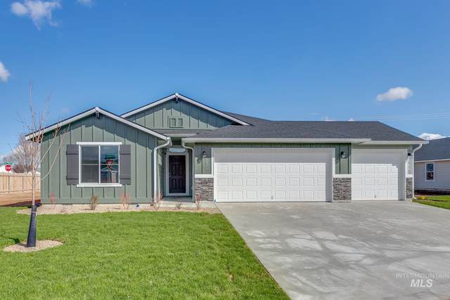 354 W Snowy Owl St, Kuna, ID 83634 (MLS #98785834) :: The Bean Team
