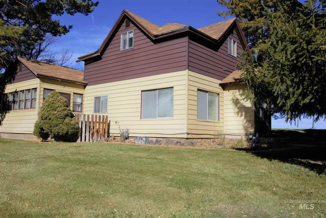 521 N Birch St, Shoshone, ID 83352 (MLS #98785845) :: City of Trees Real Estate